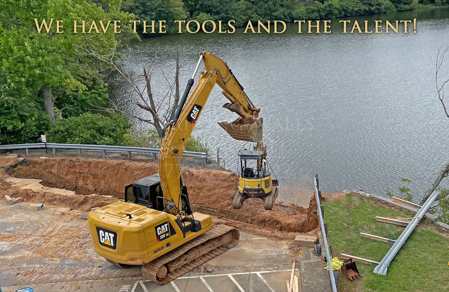 retaining wall contractor canton ga